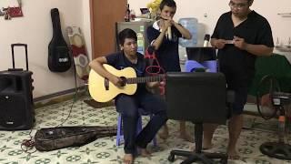 Tôi Yêu Màu Lam - Guitar & Harp