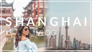 OUR FIRST WEEK IN SHANGHAI, CHINA, THE POWERHOUSE OF ASIA | TRAVEL VLOG 航拍上海(中国第一魔都)陆家嘴,外滩,南京路步行街和豫园