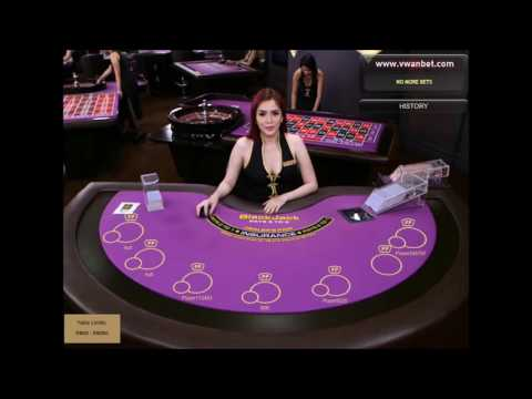 Casino Games - VWanBet - PlayTech Blackjack Live Casino