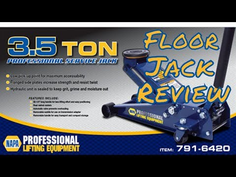 Napa Floor Jack Review