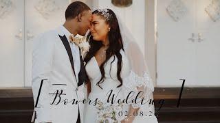 Bowers Wedding | February 8, 2020
