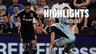 HIGHLIGHTS: Sporting Kansas City vs. D.C. United   August 23, 2014