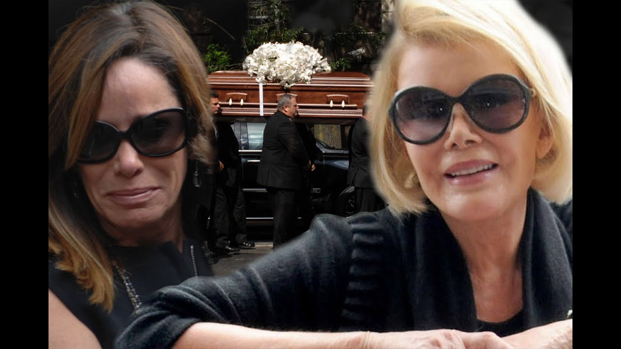 joan rivers funeral youtube