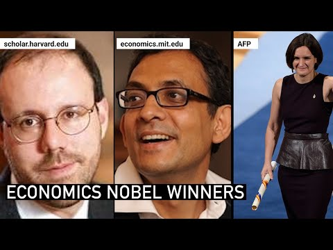 Indian Nobel prize-winner Abhijit Banerjee comes from 'family of economists'
