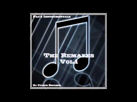 Pac's Instrumentals - The Remakes Vol.1