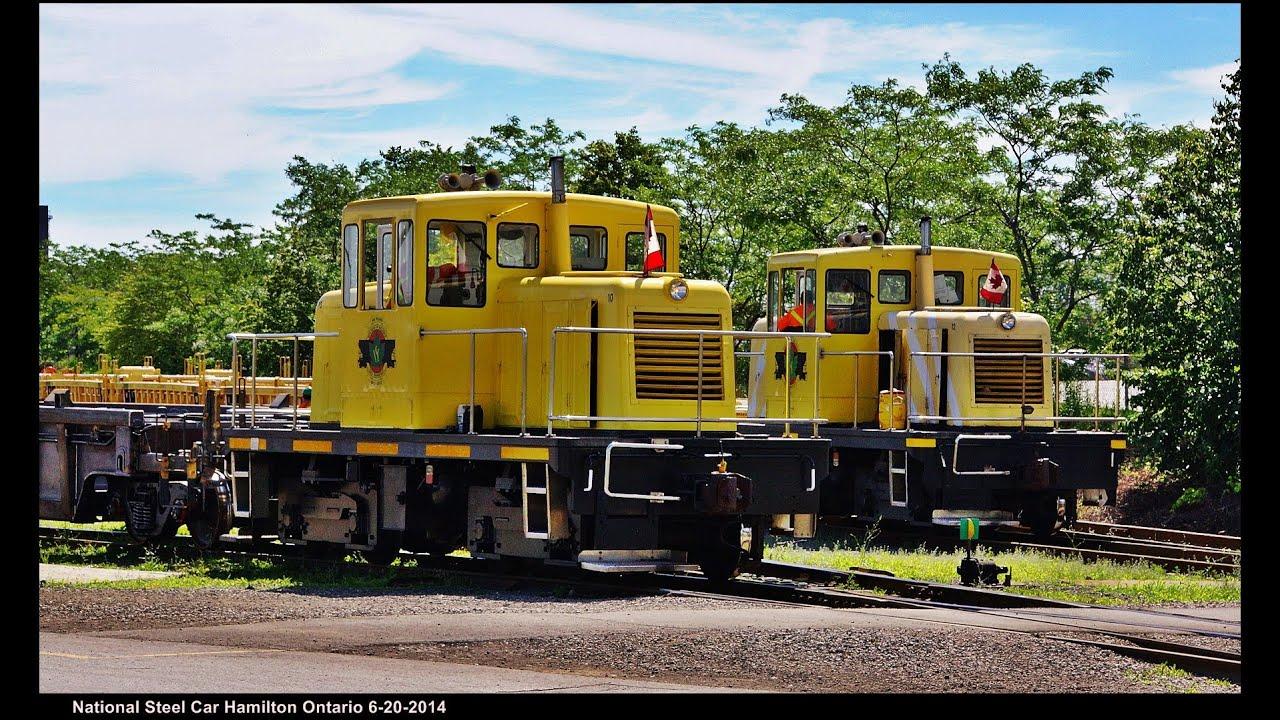 National Steel Car Hamilton Ontario 6 20 2014 Youtube