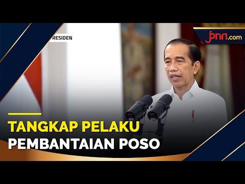 Jokowi: Tidak Ada Tempat Bagi Terorisme