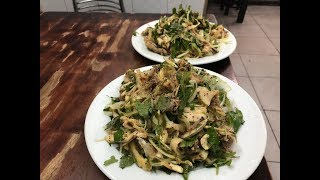 Ghé quán Quảng Nam ở Sài Gòn ăn gà bóp và cá nục cuốn bánh tráng