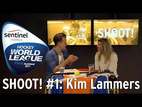 SHOOT! HWL #1 - Kim Lammers over goede start Oranje