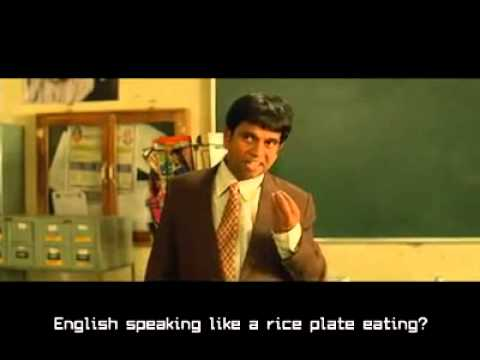Funny clip from Indian Movie