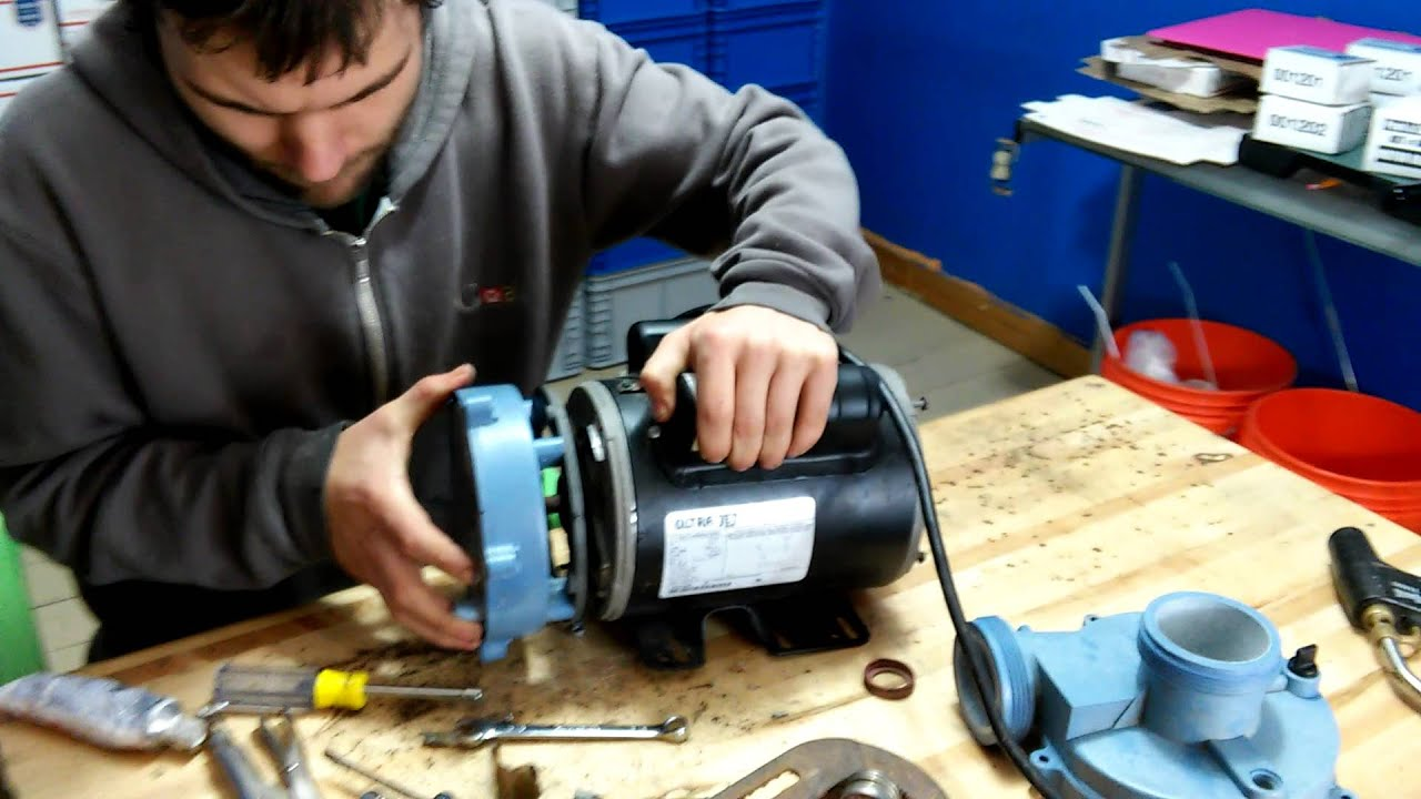 vico ultra jet mod 5kcr48tn2351bx spa pump repair part 009 [ 1280 x 720 Pixel ]