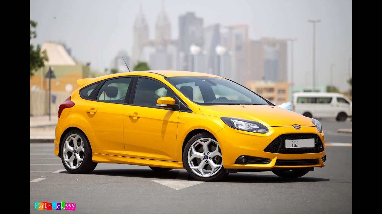 ford focus st review patrick3331 drives my own 2014 ford focus st in tangerine scream. Black Bedroom Furniture Sets. Home Design Ideas