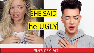 JAMES CHARLES is ( UGLY ) - Trisha Paytas  #DramaAlert ( KSI vs Jake Paul )  PewDiePie & More!