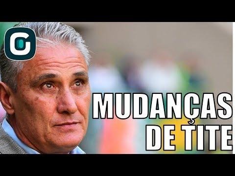 Douglas Costa, Thiago Silva E William São Novidades Na Seleção- Gazeta Esportiva (22/03/18)