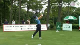 【ゴルフスイング】女子プロはどれだけ飛ばすのか! トラックマン / Golf...