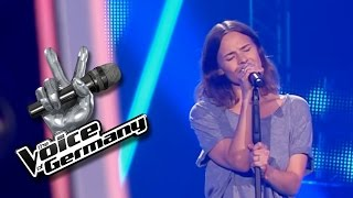Ultraleicht - Andreas Bourani | Anina Sara Baumgartner Cover | The Voice of Germany 2015 | Audition