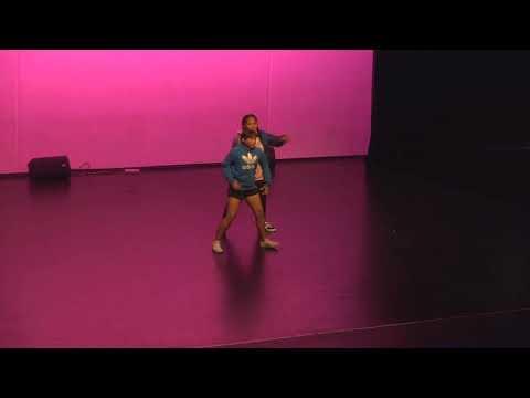 Year 11 choreography