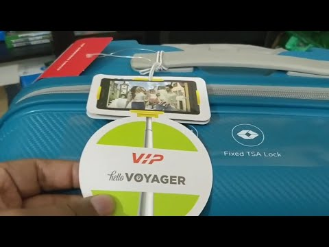 "VIP Voyager Strolly 67 cms 360° (26"") 