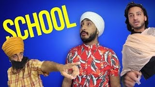 One of JusReign's most viewed videos: Desi Parents and SCHOOL