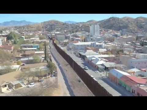 what the us mexico border really looks like youtube