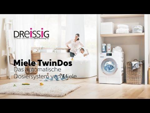 Miele Produkteigenschaft TwinDos