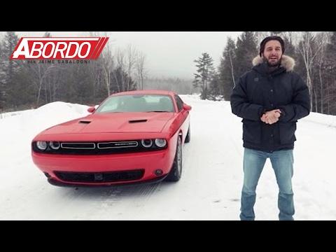 Dodge Challenger GT 2017 - Prueba A Bordo Completa
