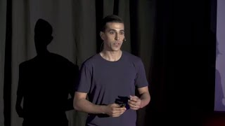 Why I slept behind a fridge for two years | Hasan Abo-Shally | TEDxTechnion