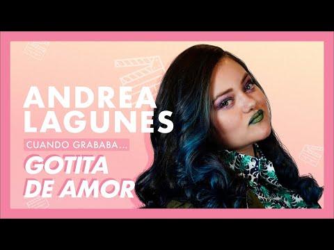 Andrea Lagunes, cuando grababa… Gotita de amor   tlnovelas