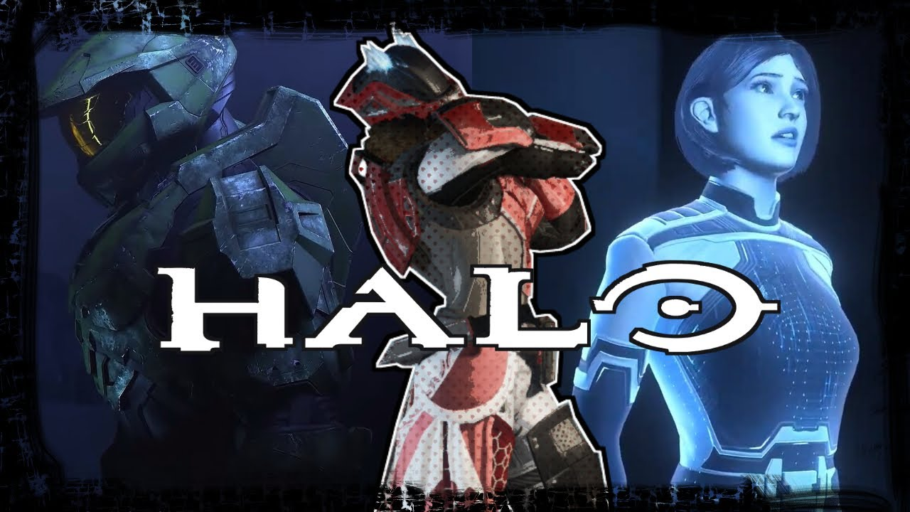 Halo: The Death of Master Chief A Teaser Break Down (Theory Crafting)