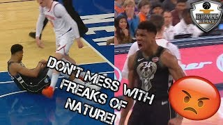 "NBA Best Of ""REVENGE PLAYS"" Compilation"