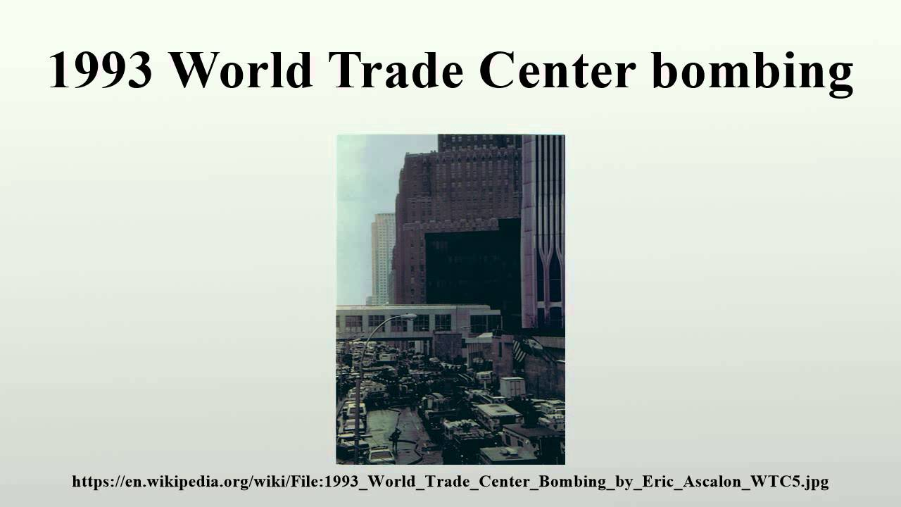 93 world trade center Debunking the 9/11 myths: the world trade center was razed by demolition-style bombs flight 93 was shot down by a mysterious white jet.