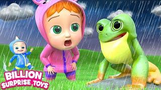 I Hear Thunder | Kids Songs | Billion Surprise Toys