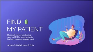 OGP Hackathon 2020 - Find My Patient