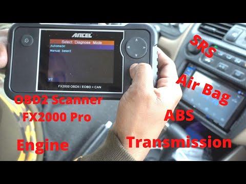 Ancel FX2000 Pro
