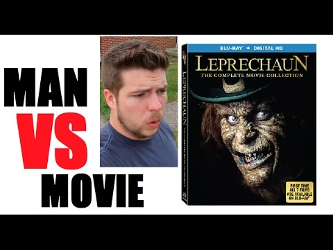 Leprechaun Collection Review (Man Vs Movie Part 1)