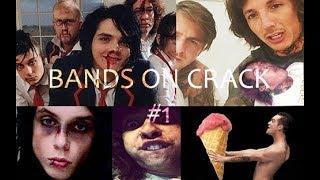 BANDS ON CRACK #1