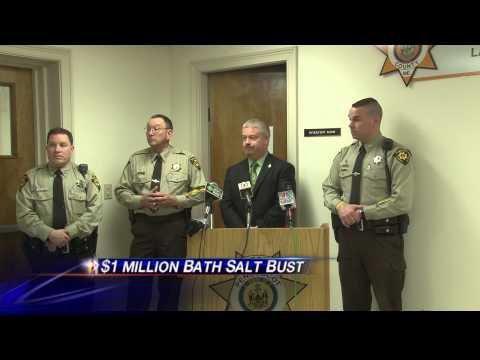 Penobscot County Bath Salts Bust