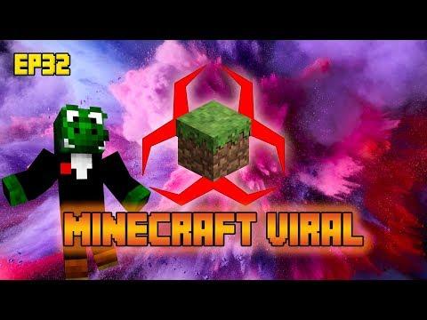 ☣ Minecraft Viral ☣ EP32: Caramba! QUANTO PÓ!
