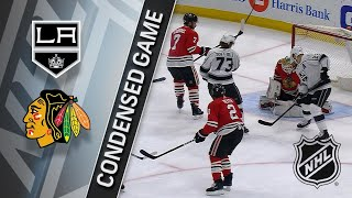 02/19/18 Condensed Game: Kings @ Blackhawks