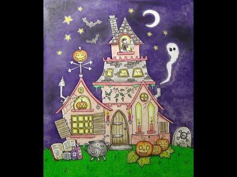 adult-colouring-tutorial-spooky-sky---from-halloween-ivy-by-johanna-basford