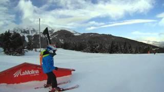 Visitamos la Estación de Esquí de La Molina