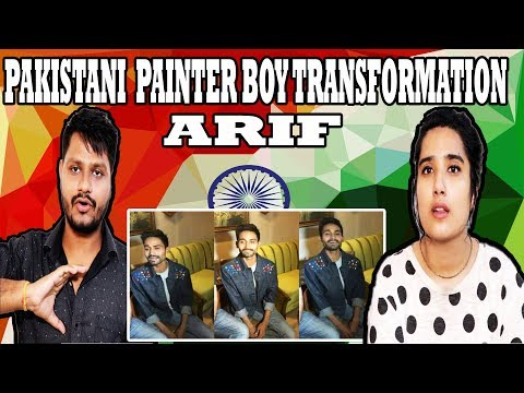 Indian Reaction On Arif ( Painter ) Preparing for His Performance With Aima Baig | Krishna Views