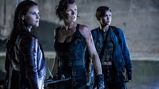 Обитель зла: Последняя глава / Resident Evil: The Final Chapter (2016) Дублированный трейлер HD