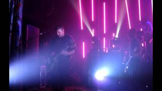 Anberlin - Dismantle.Repair Live (HD) at Newport Music Hall (11-9-12) Columbus, OH
