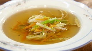 Consomme | EASY TO LEARN | QUICK RECIPES