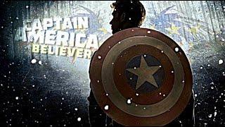 Captain America || Believer [HBD Lauren]