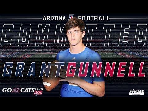 Analysis: Arizona lands four-star QB Gunnell