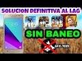 Como Jugar PUBG Mobile Sin LAG Y Creative Destruction En Gama Baja Y Media. Android Sin Baneo