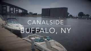 Canalside - Buffalo, NY