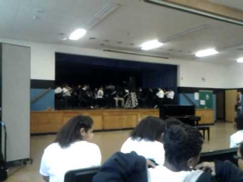 Asbury Park Middle School... Boom Boom